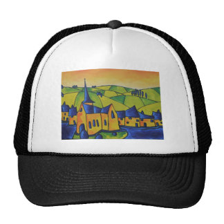 Church Spire Trucker Hat