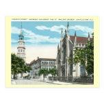 Church St., Charleston, South Carolina Post Cards