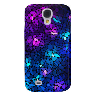 Church Stained Glass Galaxy S4 Cover