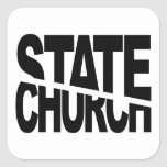 Church State Separation Sticker