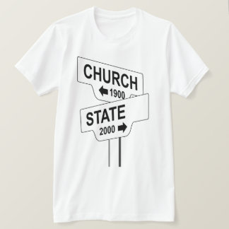 CHURCH_STATE T-Shirt