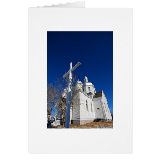 Church Stationery Note Card