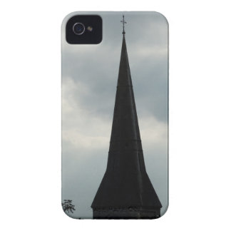 Church Steeple in Ireland iPhone 4 Case-Mate Cases