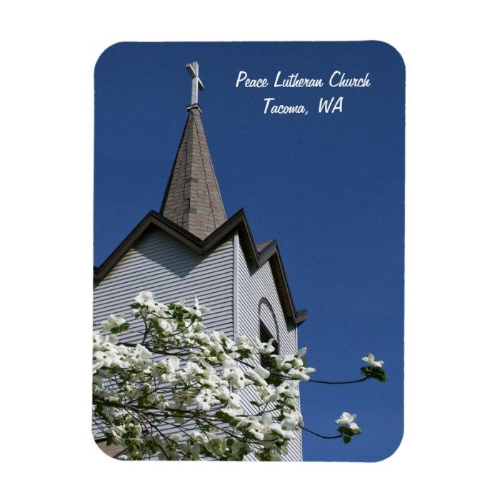 Church Steeple Magnet