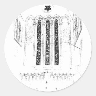 Church Sticker
