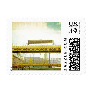 Church Street Postage Stamp