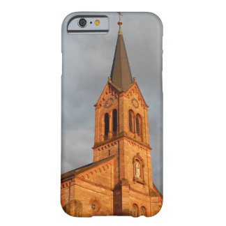 Church sunset barely there iPhone 6 case