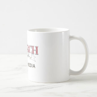 Church - The Original Social Media Classic White Coffee Mug