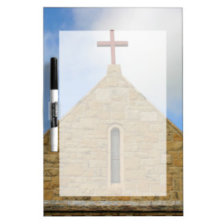 Church Top Dry Erase Whiteboards