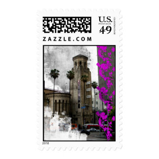 Church Tower Stamps