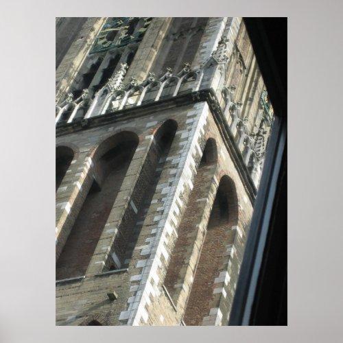 Church tower, Utrecht