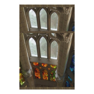 Church Wall Decorations Holy Spiritual Experience Stationery