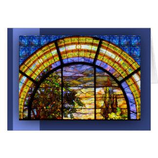 CHURCH WINDOW CARDS