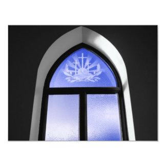 Church window sc card