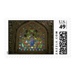 Church Windows 114 Postage Stamp