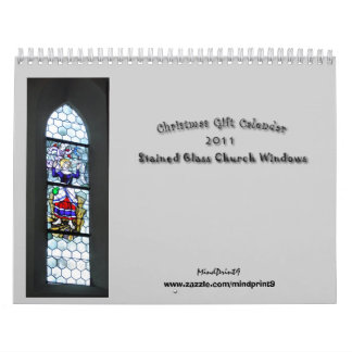 Church Windows Calendar