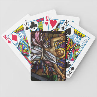 Church Windows Playing Cards Bicycle Playing Cards