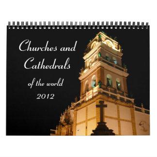 churches 2012 calendar