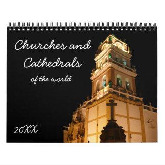 churches 2018 calendar