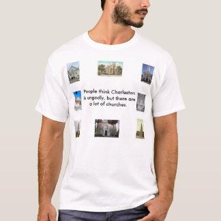 Churches in Charleston T-Shirt