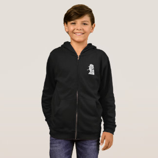Churchill Boy's Zip Hoodie