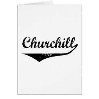 Churchill BT Tarjeta