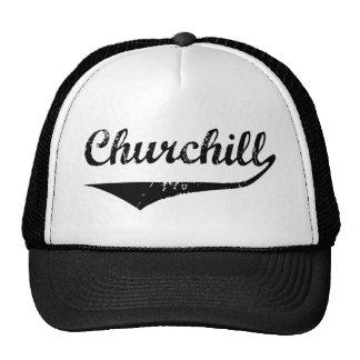 Churchill bt trucker hat
