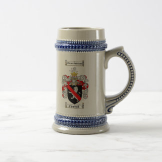 Churchill Coat of Arms Stein / Churchill Family