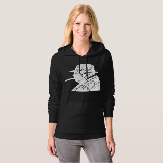 Churchill Dark Women's Fleece Pullover Hoodie
