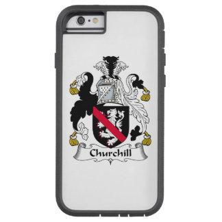 Churchill Family Crest Tough Xtreme iPhone 6 Case