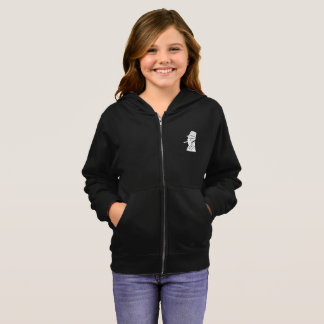 Churchill Girl's Zip Hoodie