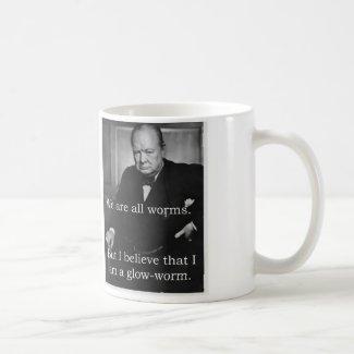 Churchill: I am a Glowworm