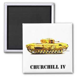 CHURCHILL IV MAGNET