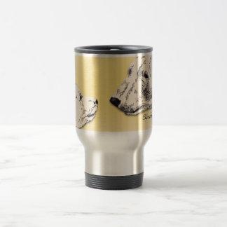 Churchill Souvenir  Cup Polar Bear Art Mugs Gifts