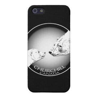 Churchill Souvenir iPhone 5 Case Polar Bear Cases