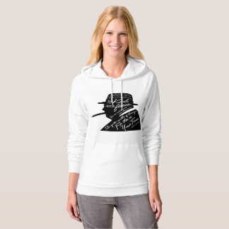 Churchill Women's Fleece Pullover Hoodie