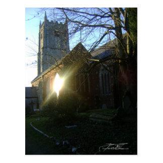 Churchlight Postcard