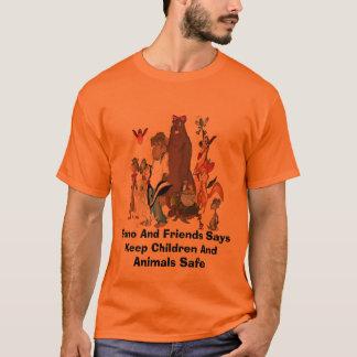 churchproject12344, Sano And Friends SaysKeep C... T-Shirt