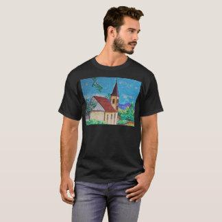 """Churchside"" Artistic T-Shirt"