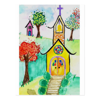 Churchy Tarjetas Postales