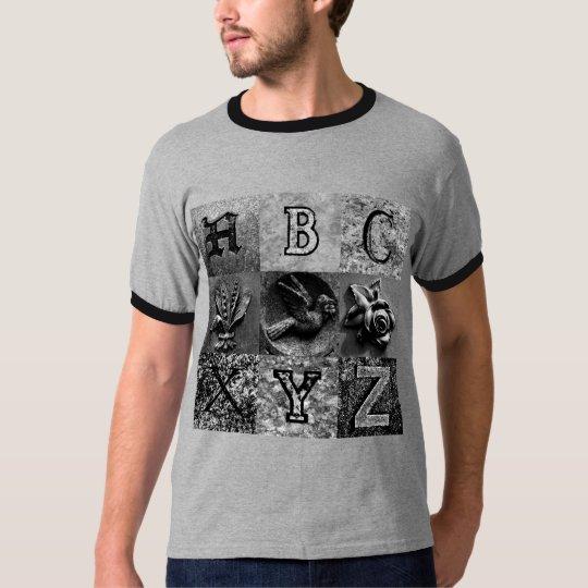 Churchyard ABCs T-Shirt