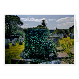 Churchyard Card