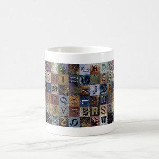 Churchyard Sampler Coffee Mug