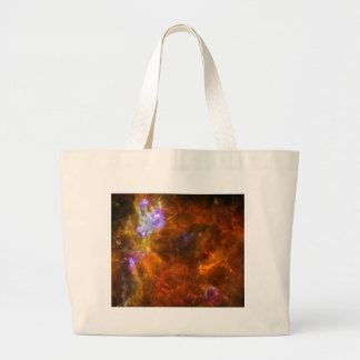 Churning Out Stars Tote Bag