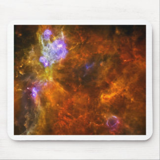 Churning Out Stars Mouse Pad