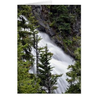 Chush Falls Card