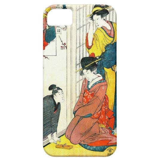 Chushingura Act Two 1801 iPhone SE/5/5s Case