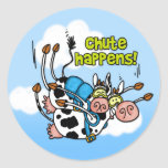 chute happens stickers