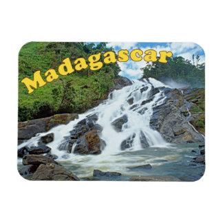 Chutes du Koma, Madagascar Rectangular Photo Magnet