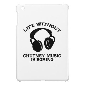 Chutney Music designs iPad Mini Cover